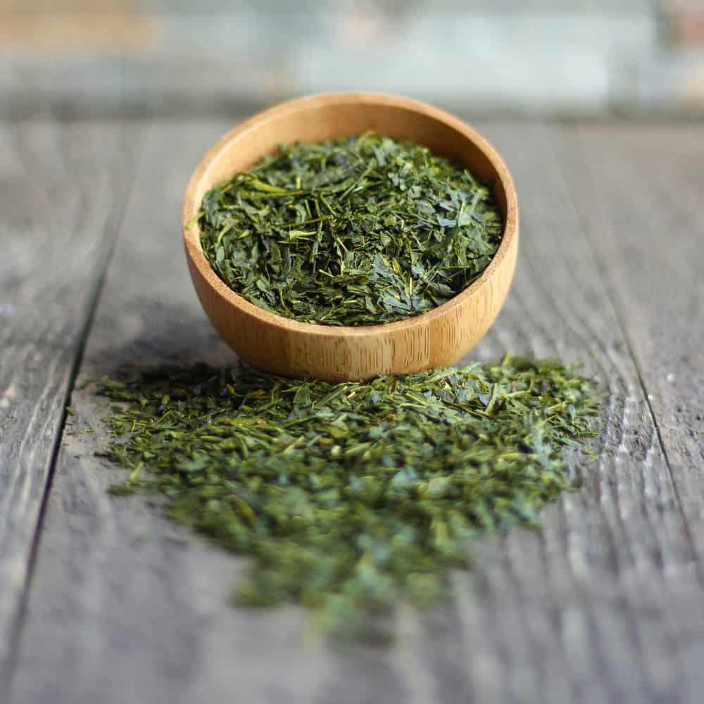 Ban Cha Green Tea - Fava Tea