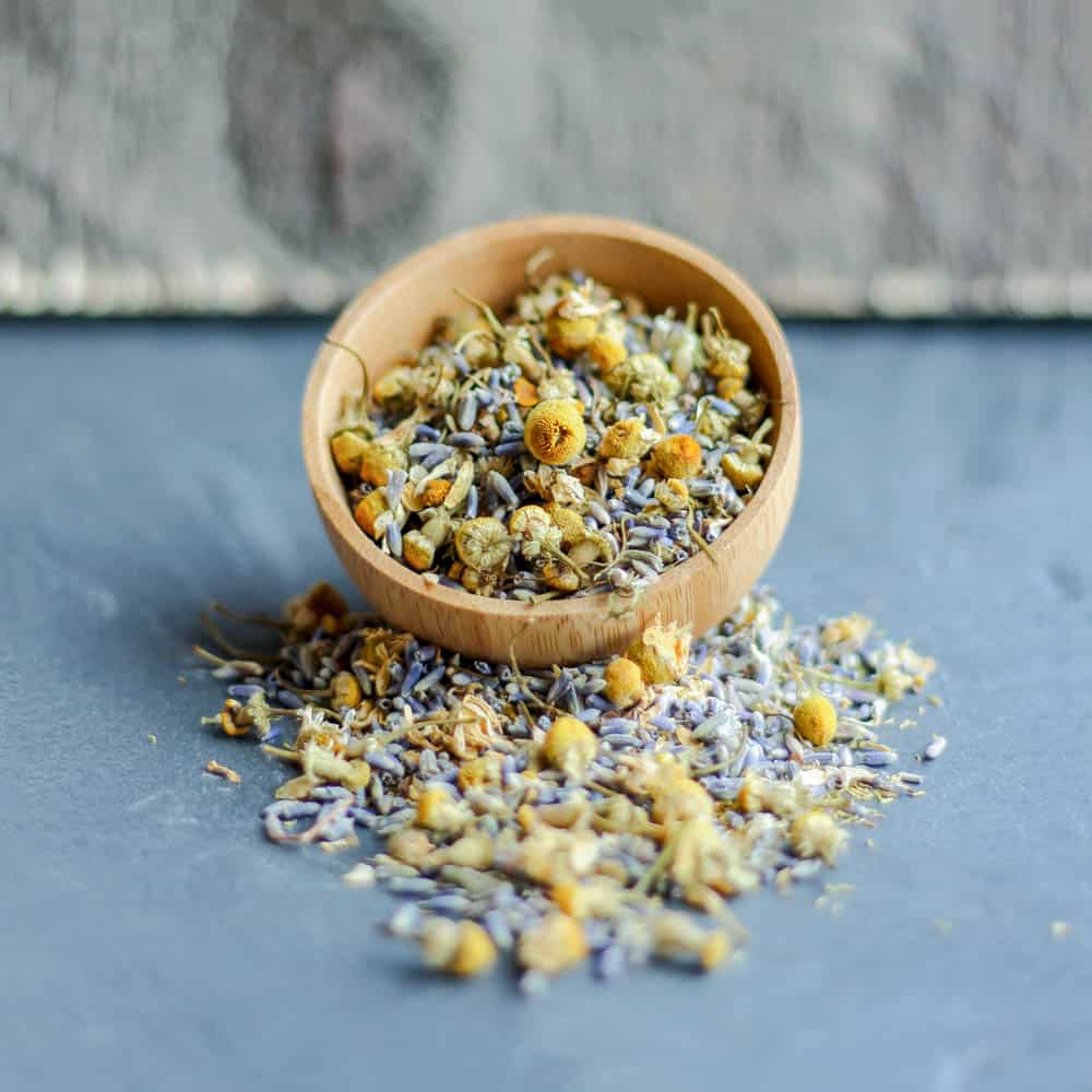 Chamomile Lavender Herbal Tea - Fava Tea
