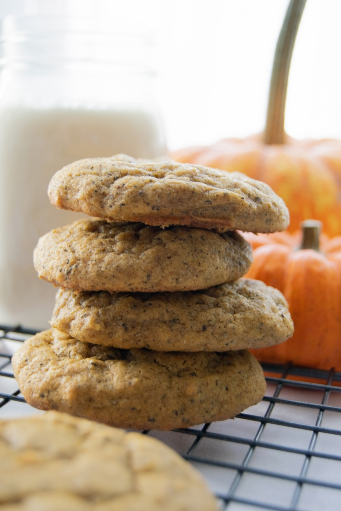 Pumpkin Spice Masala Chai Tea Infused Cookies Fava Tea Company